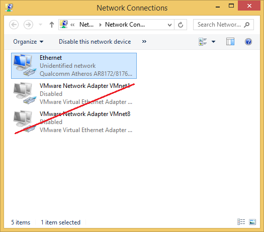 vmware_network_connection