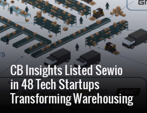 CB Insights Listed Sewio between 48 Tech Startups Transforming Warehousing
