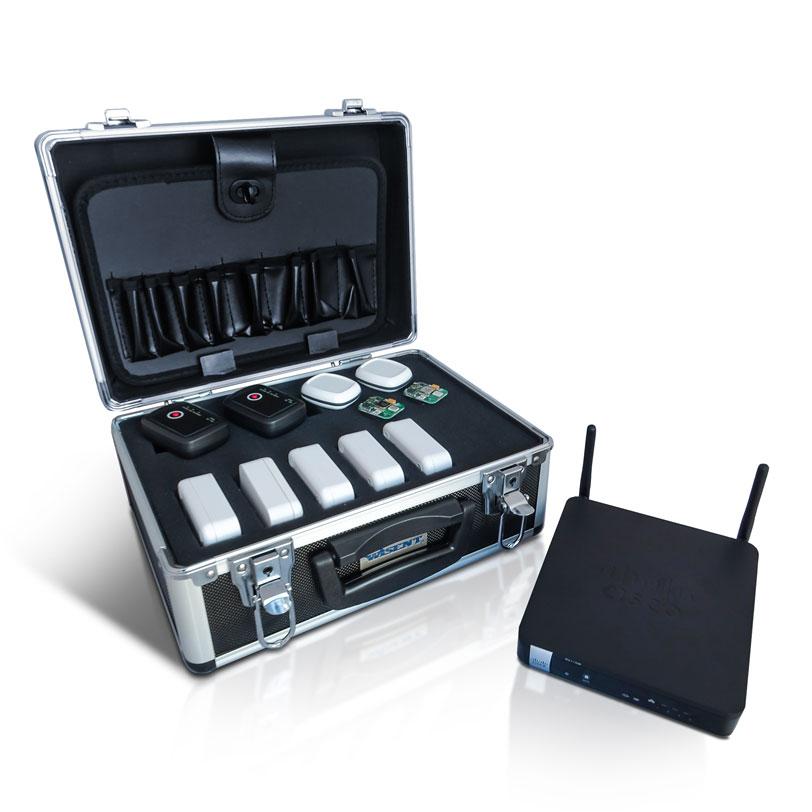 Indoor Tracking RTLS UWB Wi-Fi Kit