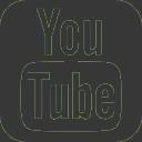 youtube-rounded-square-logo-grey