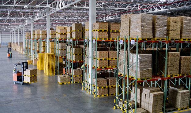 Skoda-logistics