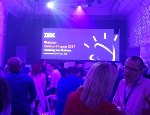 IBM Watson Summit and IoT by Sewio