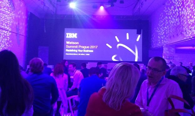 Sewio IBM watson summit conference FI