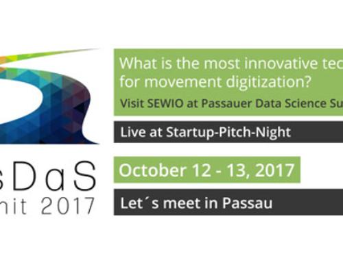 SEWIO at Passauer Data Science Summit 2017