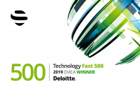 Sewio Networks Honored in Deloitte's 2019 Technology Fast 500 EMEA